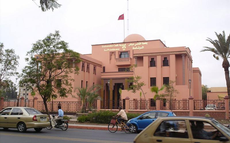 L'Université  Cadi Ayyad à l'heure de la numérisation