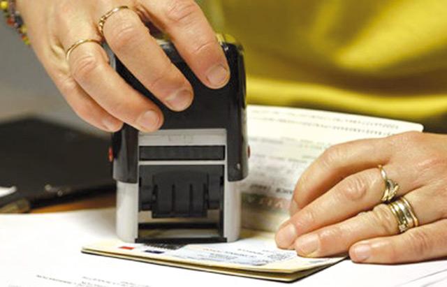 Maroc : 434.652 demandes de visa Schengen en 2014