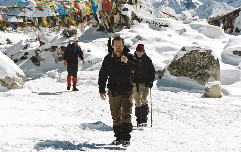 Inspiré d'une histoire vraie: Everest, une longue aventure impressionnante