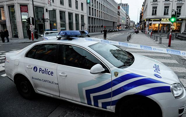 Alerte à la bombe en Belgique