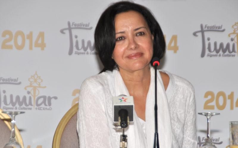 Karima Skalli: «Je ne cherche  pas à faire le buzz»