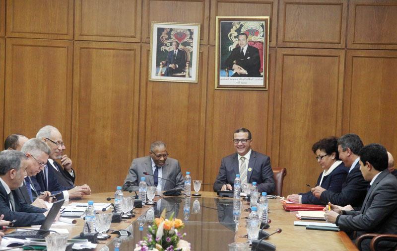 Le Maroc et la BID pour le développement  du continent africain