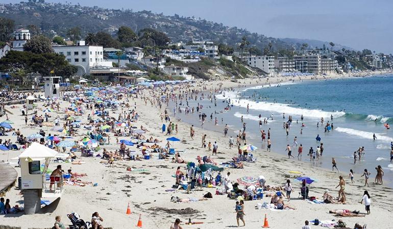 235 millions de touristes en Californie en 2013