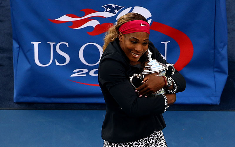 US Open : Serena Williams remporte son 18e Grand Chelem