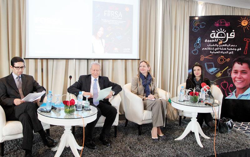 L'UNICEF et l'ambassade du Canada lancent Forsa: Une opportunité pour les jeunes marocains  les plus vulnérables
