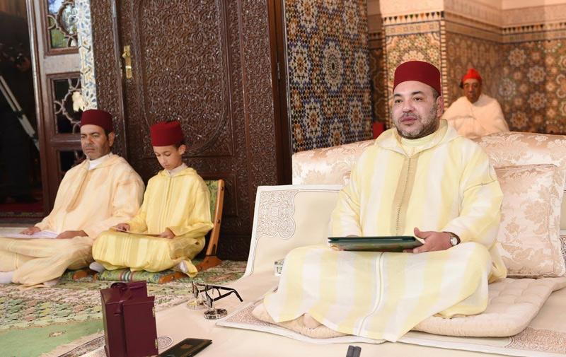 SM le Roi préside la deuxième causerie religieuse du Ramadan