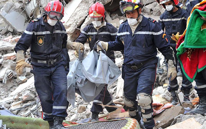 Effondrement à Casablanca: le bilan porté à 15 morts