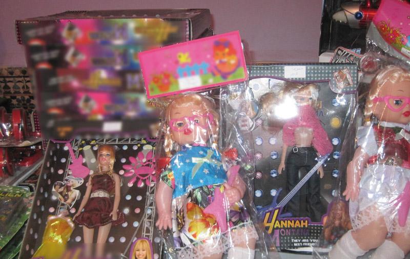Sécurité des enfants: Le Maroc veut en finir avec les jouets de contrebande !