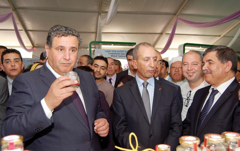 Le festival s'est tenu du 6 au 8 mars à Tafraout: l'amandier, locomotive de développement