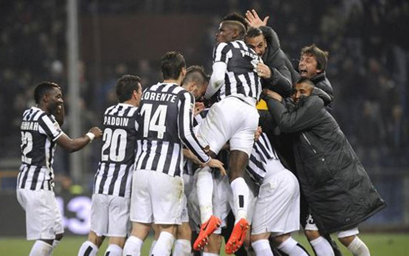 Chelsea trop fort pour la Juventus