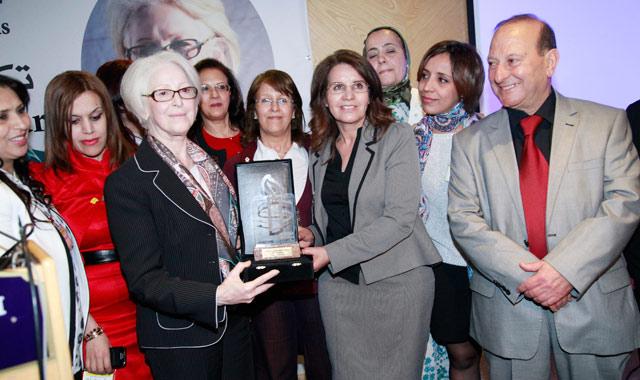 Amnesty International rend hommage à Aïcha Belarbi