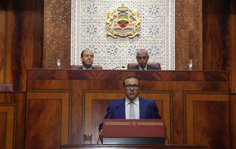 Le PLF2016 présenté aux deux chambres du parlement