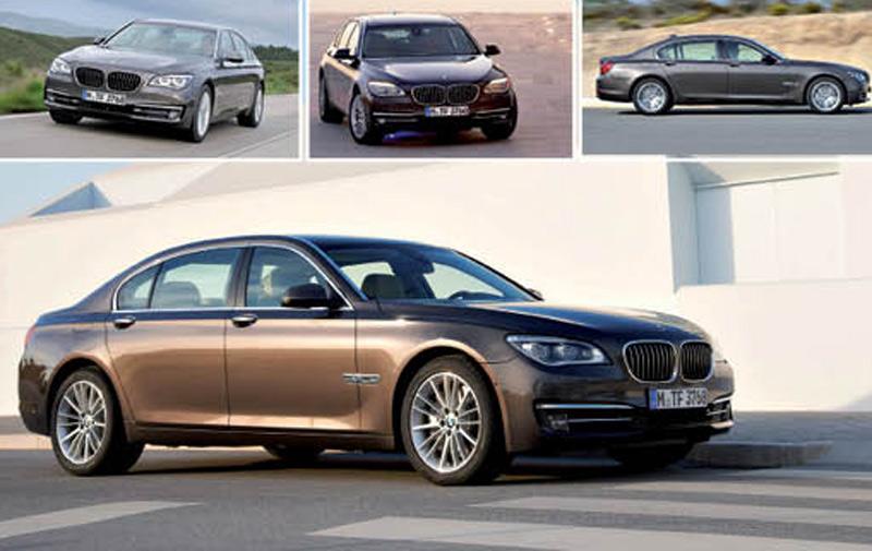 BMW Série 7: Le vaisseau amiral de chez «béhème»