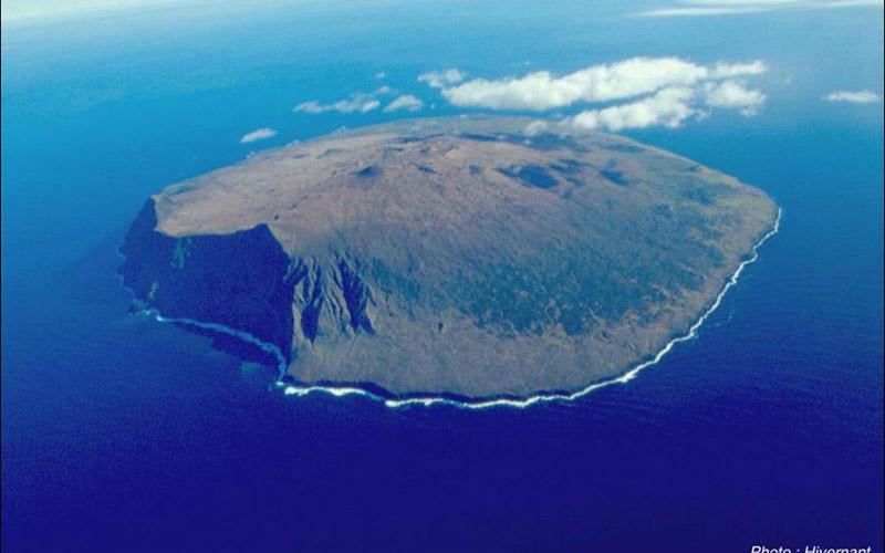 Séisme aux Iles Sandwish