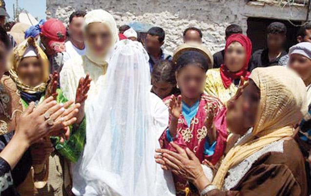 Régions de Zagora et Tinghir: Le mariage des mineures touche 56% des fillettes