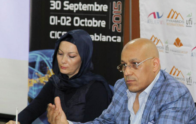 Morocco automotive le 1er salon de la pi ce d tach e - Comptoir nantais de la piece detachee ...