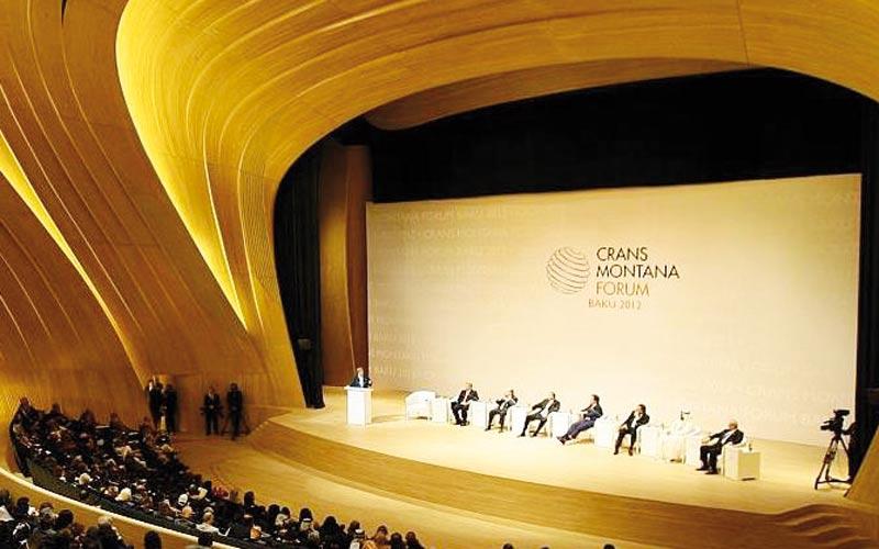 Le Forum de Crans Montana lance à Dakhla le Club de l'Afrique atlantique