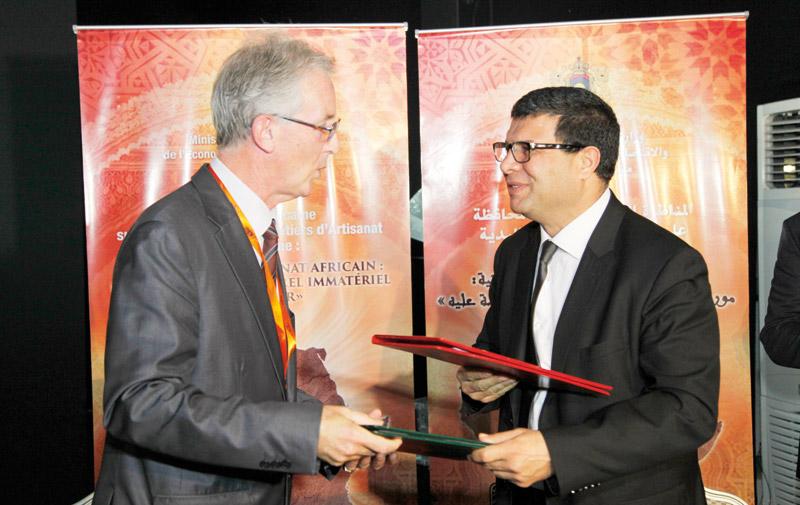 Maroc-Unesco: Vers une coopération conjointe et concertée