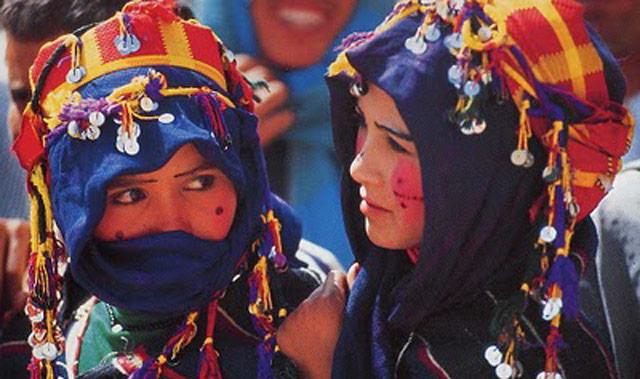 Les femmes berbères du Maroc  à l'honneur à Paris