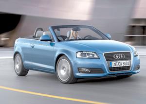 Audi A3 cabriolet : Petits anneaux sans le haut