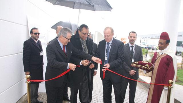 Installation de deux usines à Tanger Free Zone : L aéronautique tourne  à plein régime