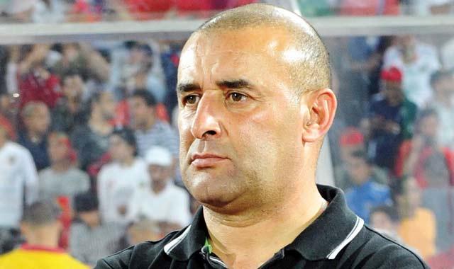 Abdelhak Benchikha : «Je serais très heureux si mon équipe se classait cinquième en championnat»