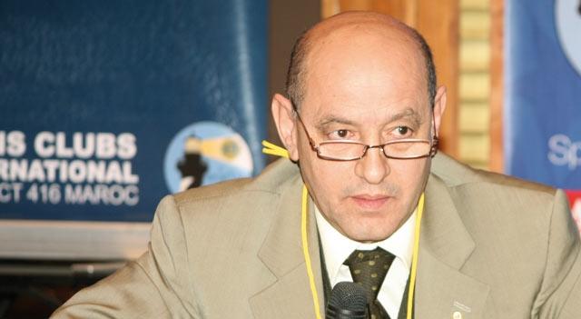 Abdeslam Aboudrar : «La mise  en place de la nouvelle instance est maintenant une question de temps»