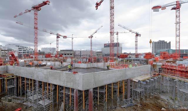 Bâtiment: VM Sécurité voit le jour