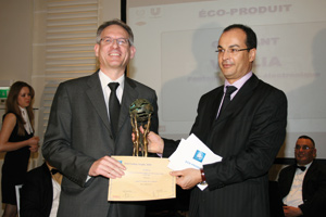 Veolia, Trophée «Eco produit»