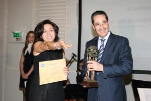 Aqua Flore Protect, Trophée «Gestion des déchets»