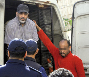 Perpétuité pour Belliraj et 25 ans de prison ferme pour Mouatassim, Merouani et Regala