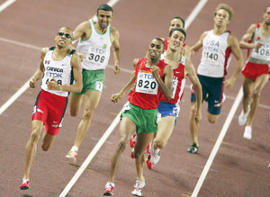 Les athlètes nationaux renouent avec la victoire