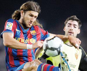Le FC Barcelone rassure
