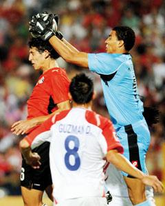 Le Costa Rica écrase l'Egypte