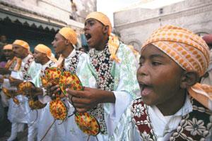 Casablanca vibre au rythme de la musique gnaouie