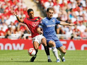 Victoire de Chelsea aux dépens de Manchester United