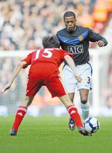 Manchester United en quart de finale