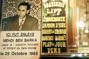 Le corps de Ben Barka aurait été incinéré près de Paris