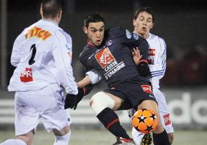 Le PSG au forceps, Rennes à la trappe
