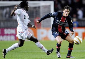 Le PSG vainqueur à domicile, Le Havre élimine Rennes