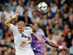 Le Real Madrid se rapproche du Barça