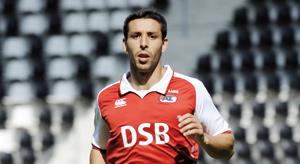 Mounir El Hamdaoui jouera contre le Togo