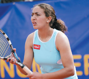 Tennis : Fatima Zahra Alami, la fille prodige