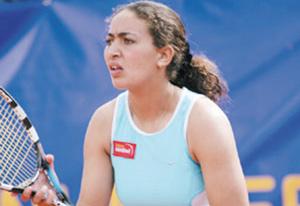 Fatima-Zahra El Allami qualifée au 2ème tour