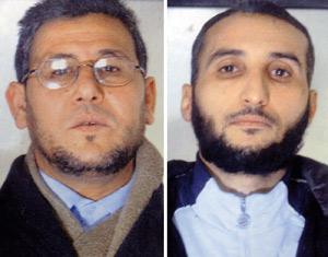Arrestation de deux Marocains soupçonnés de préparer des attentats