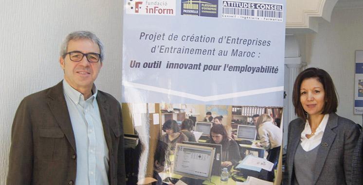 Entreprises d'entraînement au Maroc: Un projet pour faire face aux défis de l'employabilité
