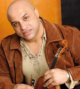 Amir Ali, pour l'amour de l'archet et de la patrie
