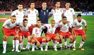 Classement FIFA : La sélection marocaine se hisse à la 61ème place