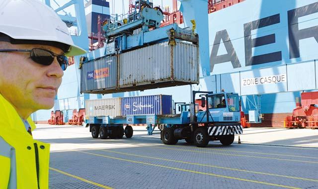A APM Terminals Tangier, on ne badine pas avec la sécurité