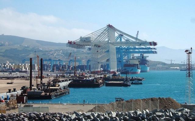 APM Terminals Tanger : Le trafic dépasse 500 mille conteneurs au 1er trimestre 2012